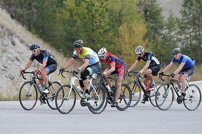The Bucket Rider - Cool Camaraderie at Kootenay Rockies Gran Fondo