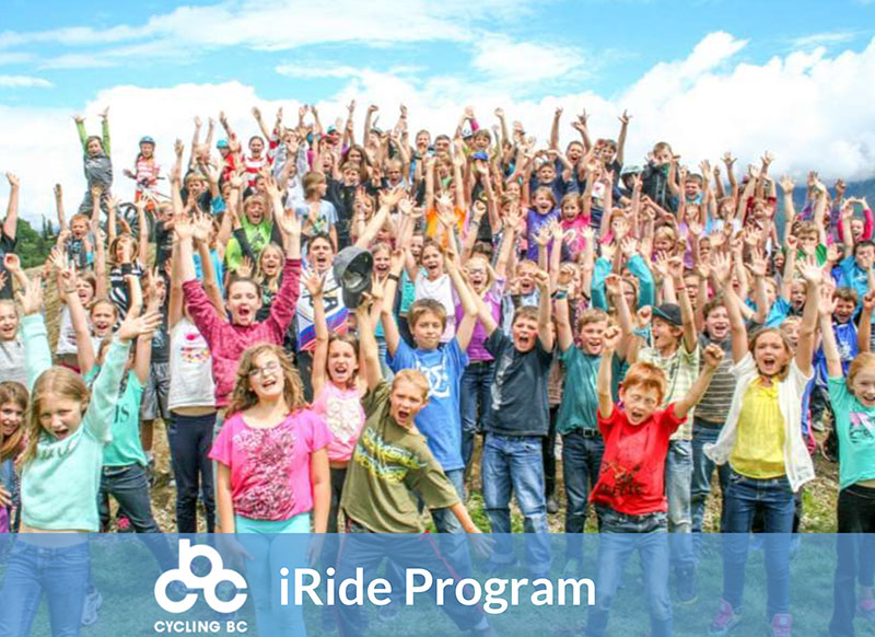 iRide is Coming to Cranbrook and Kimberley - Bicycles and Coaches Needed